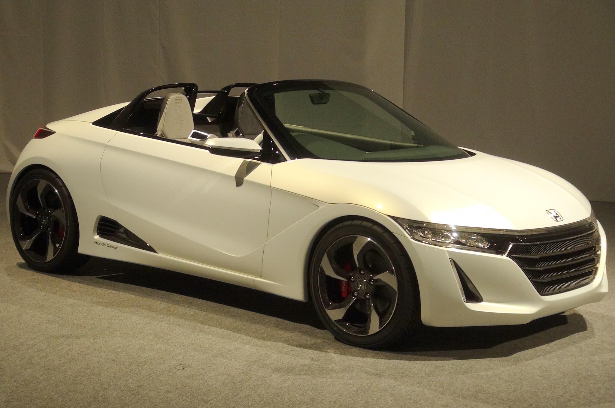 Honda S660 1 Liter Turbo 127 Bhp I Like