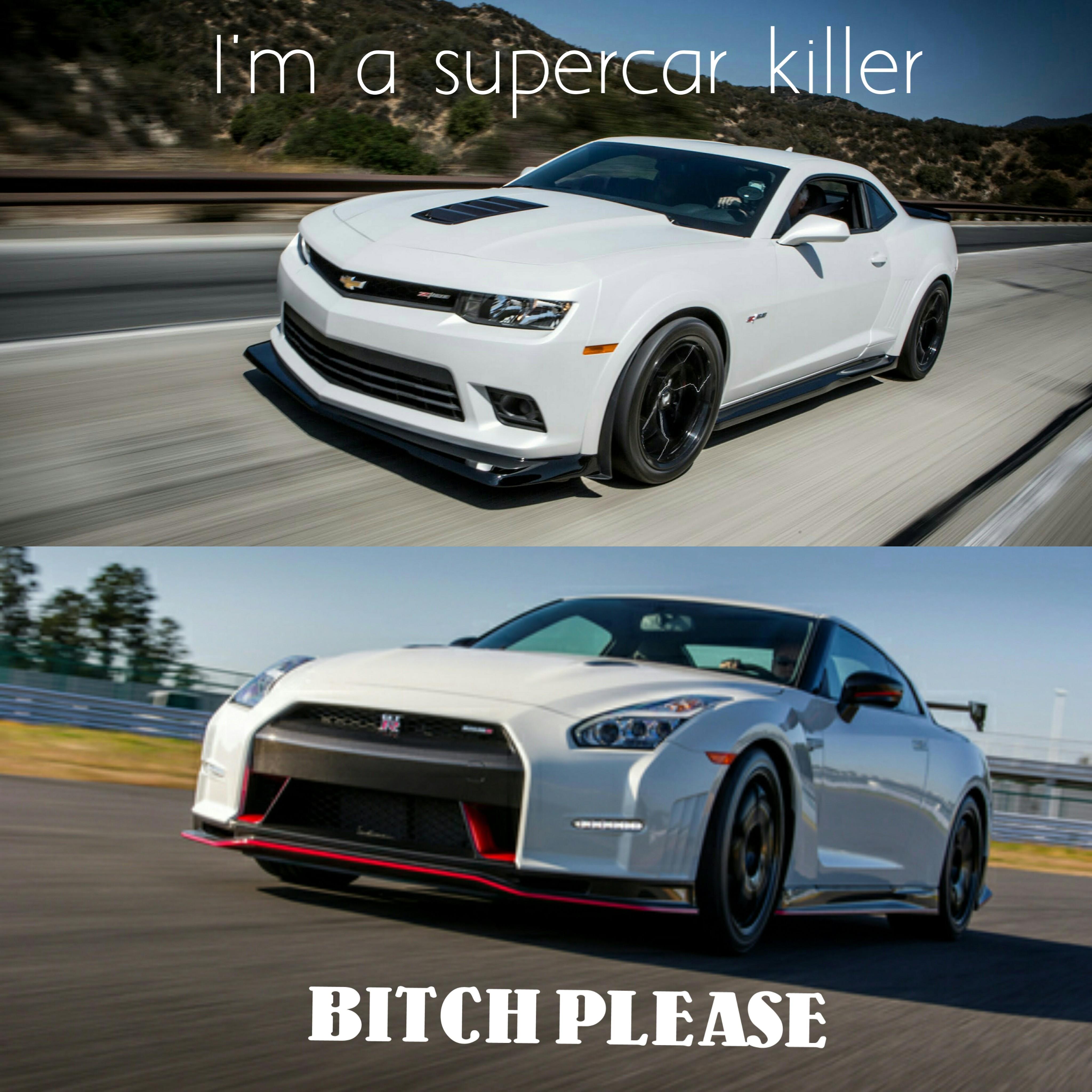 Supercar Killer They Said