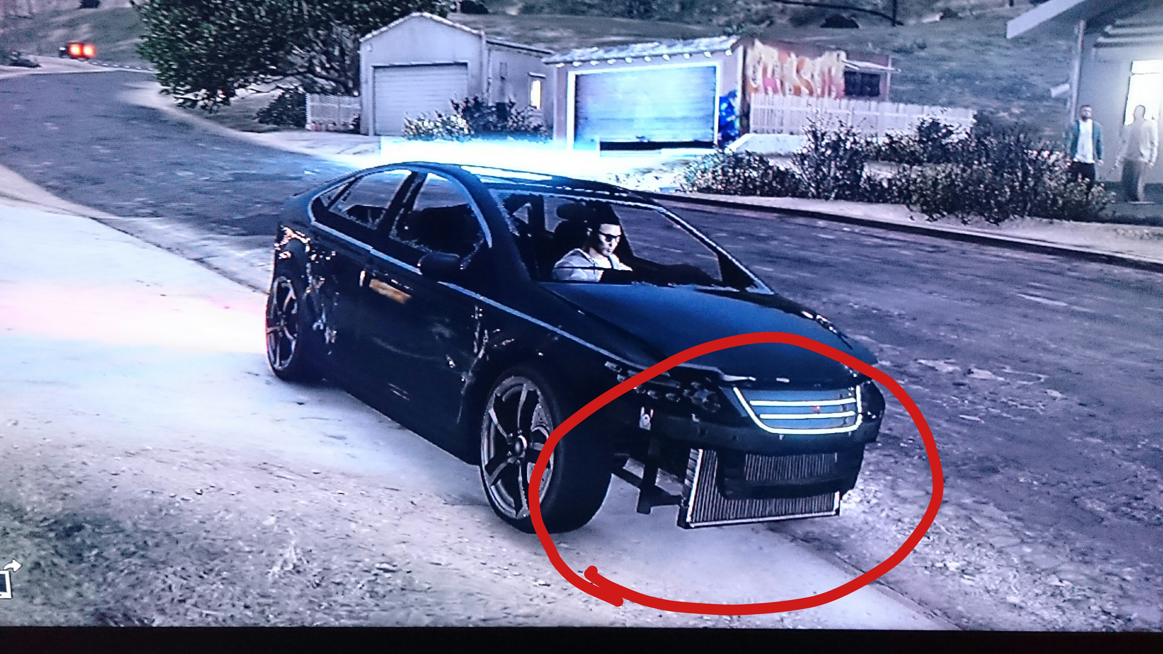 Intercooler On An Electric Car Gta V Logic