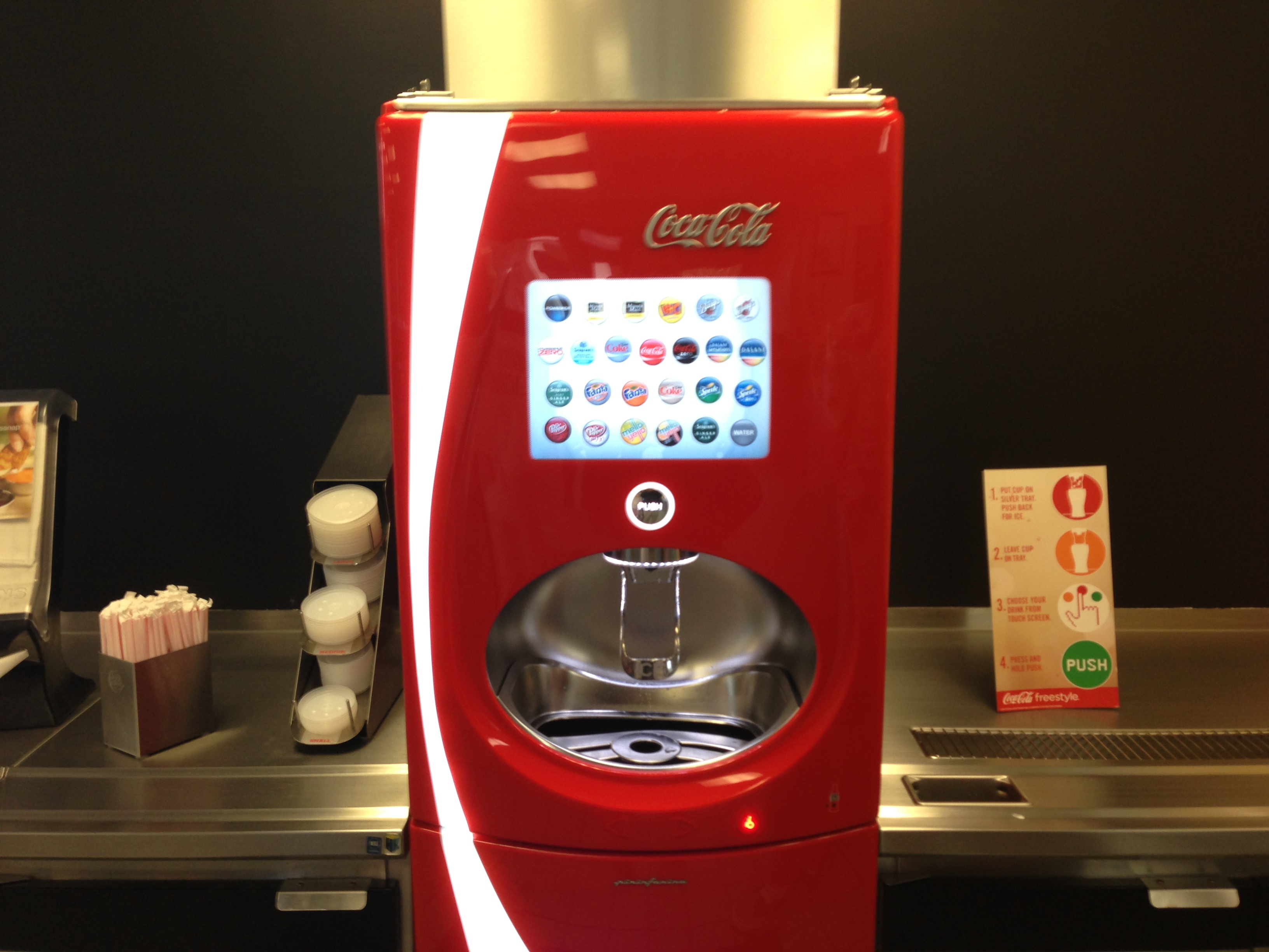 has anyone ever used one of these soda machines they are made by