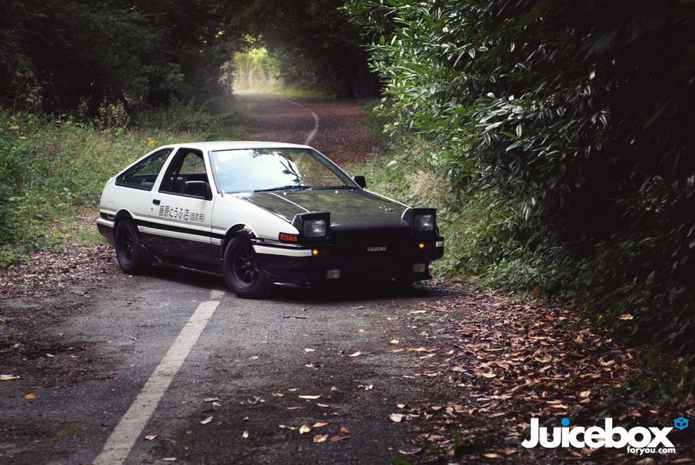 Still One Of The Best Wallpapers Of The Ae86