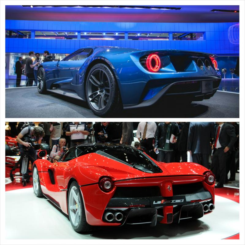 Sportscar Vs Supercar Vs Hypercar: Surely I Cant Be The Only One Who Thinks The Ford Gt Stole