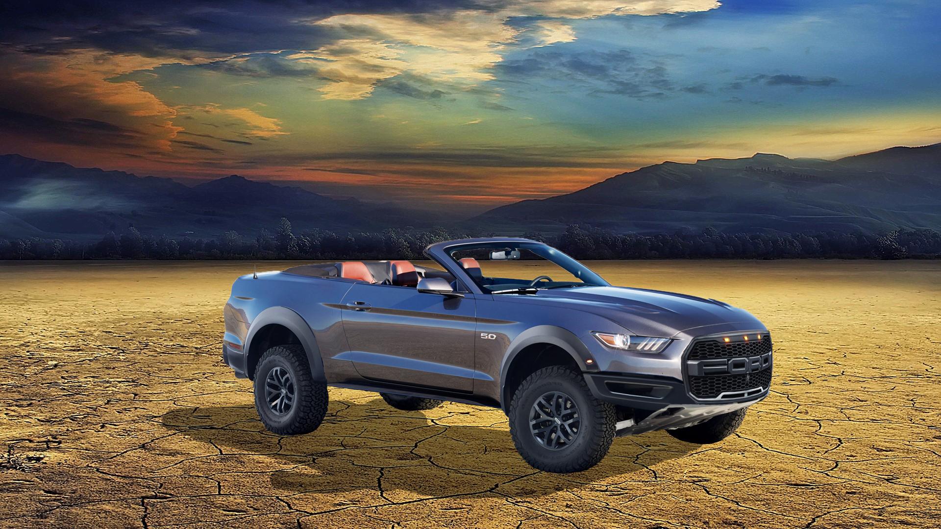 The Mustang Raptor
