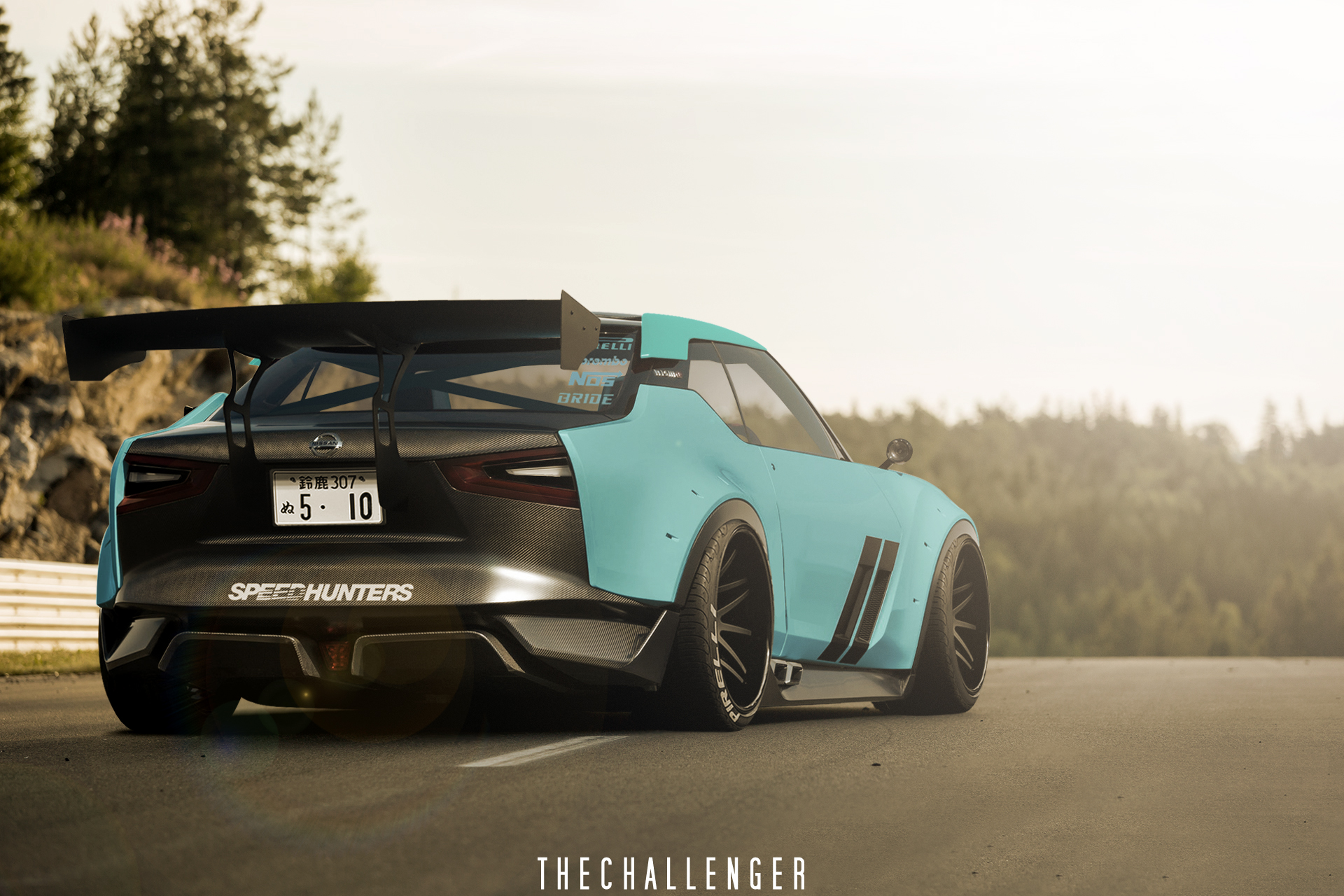 After The Launch Of The Nissan Idx Nismo In Forza Horizon