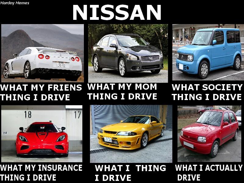 Nissan Drivers