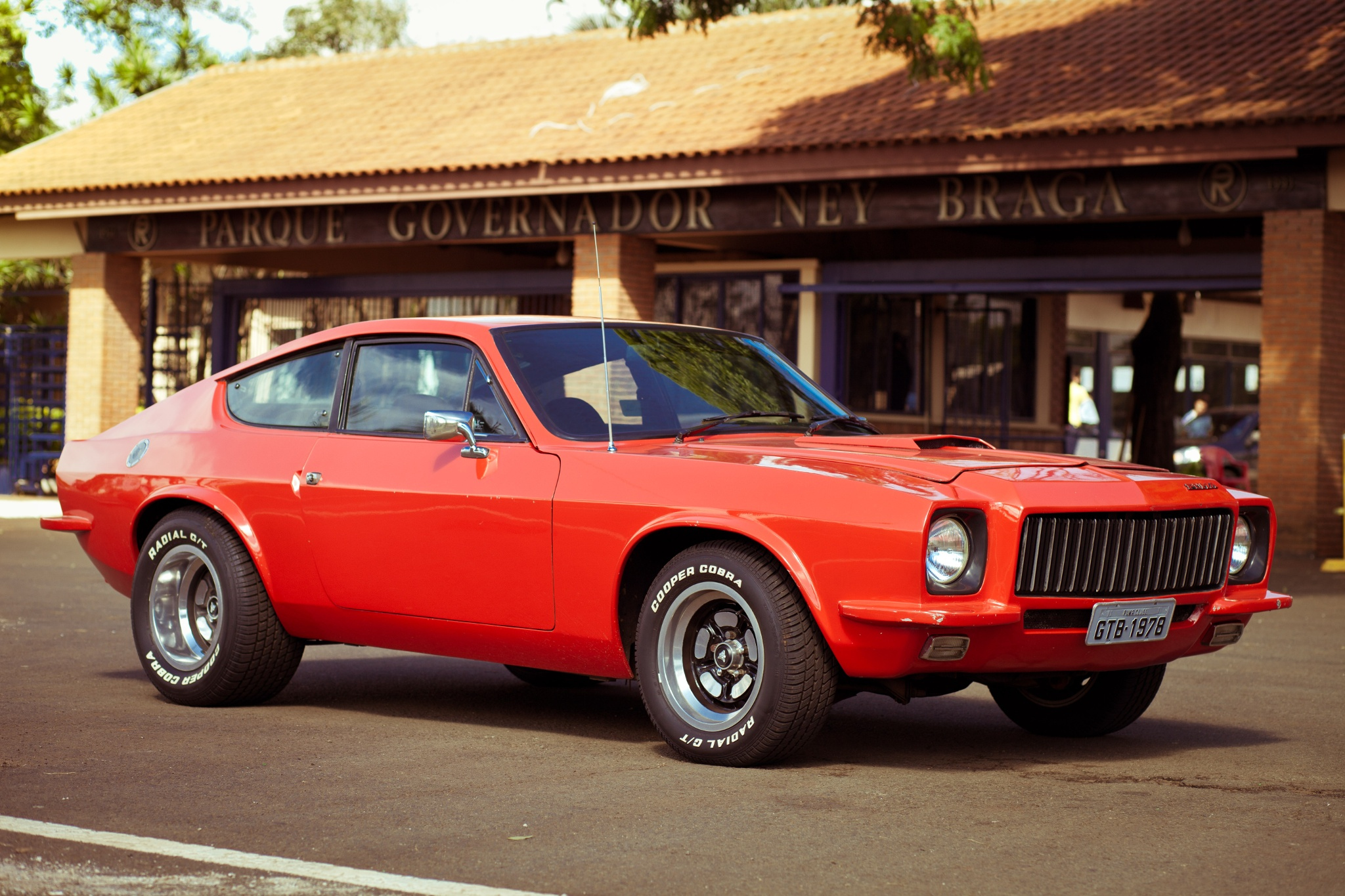 What about this? The ultimate brazilian muscle car, Puma GTB