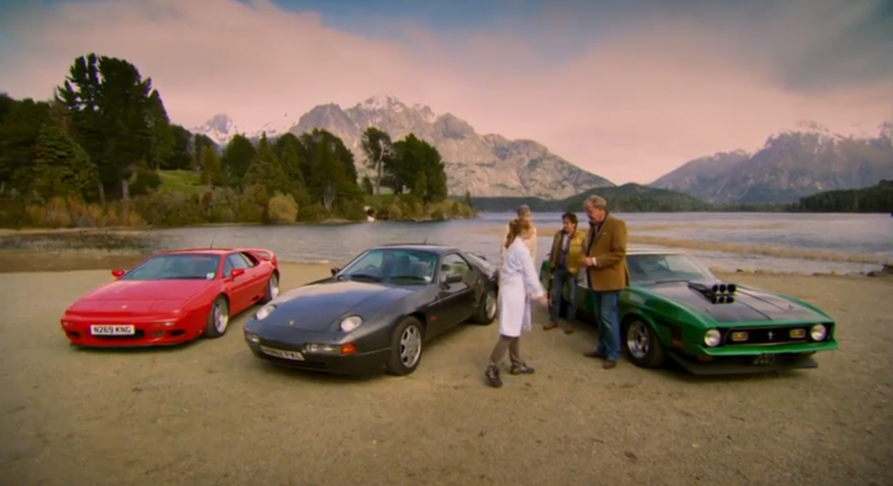 Dodge Viper Used >> Top Gear Patagonia Special - Open Thread