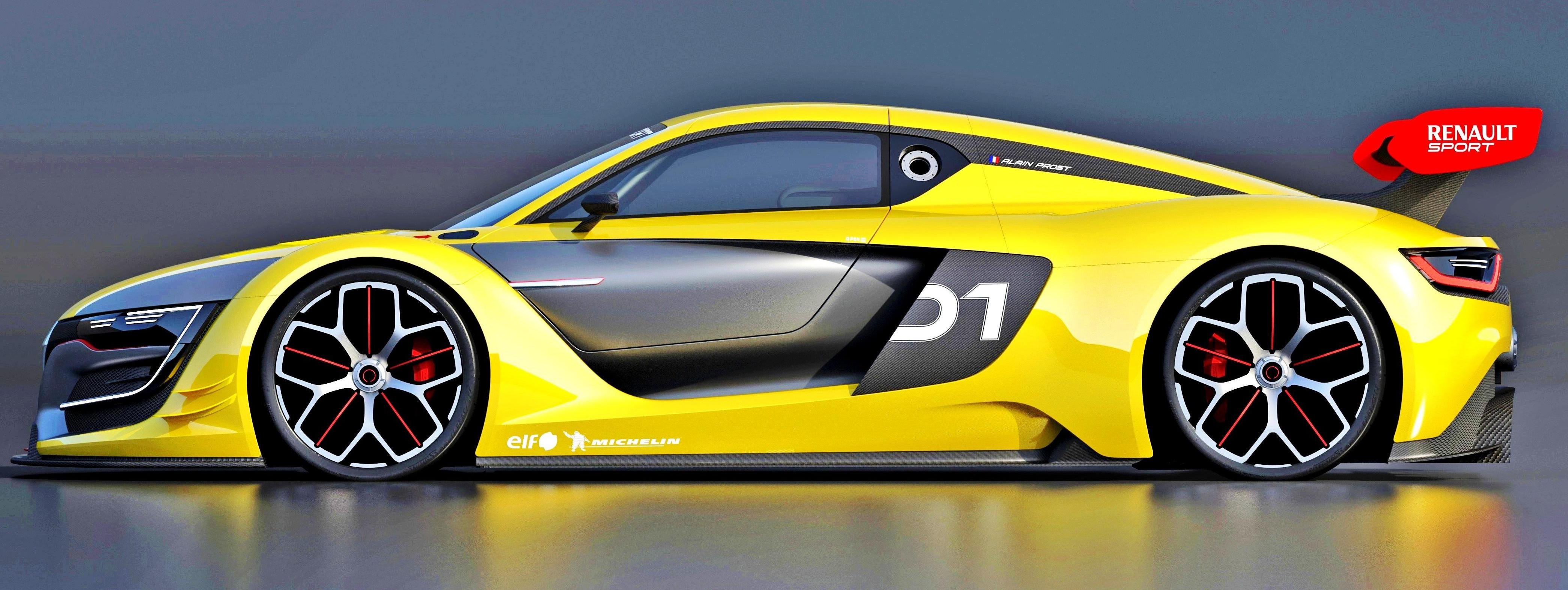 Anyone Remembering The Renault Rs 01 Race Car Project