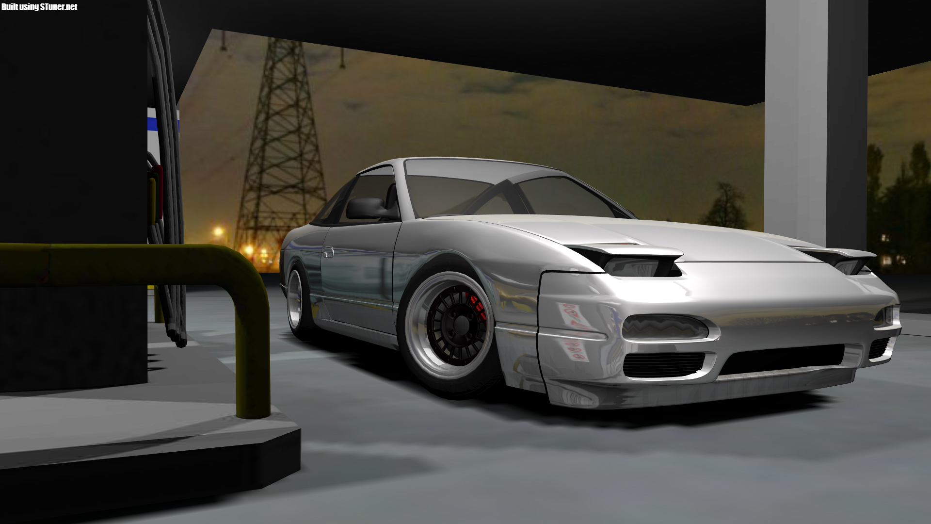 My Dream Car Made In Stuner A Simple S13