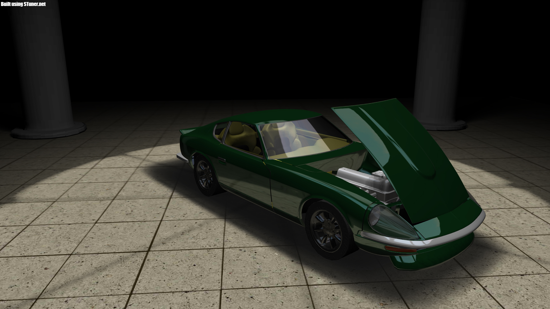 A Z I made in S tuner (it\'s my very first car that I attempted to ...