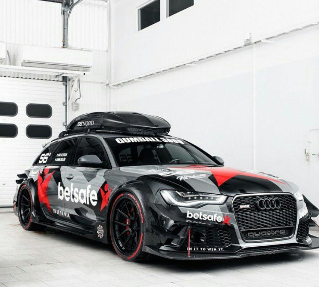 Betsafe Audi Rs6