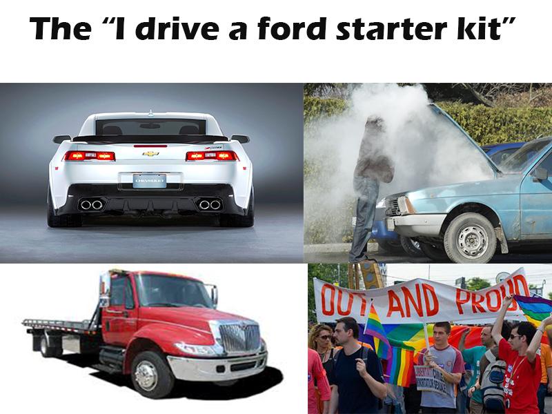 Ford Starter Pack