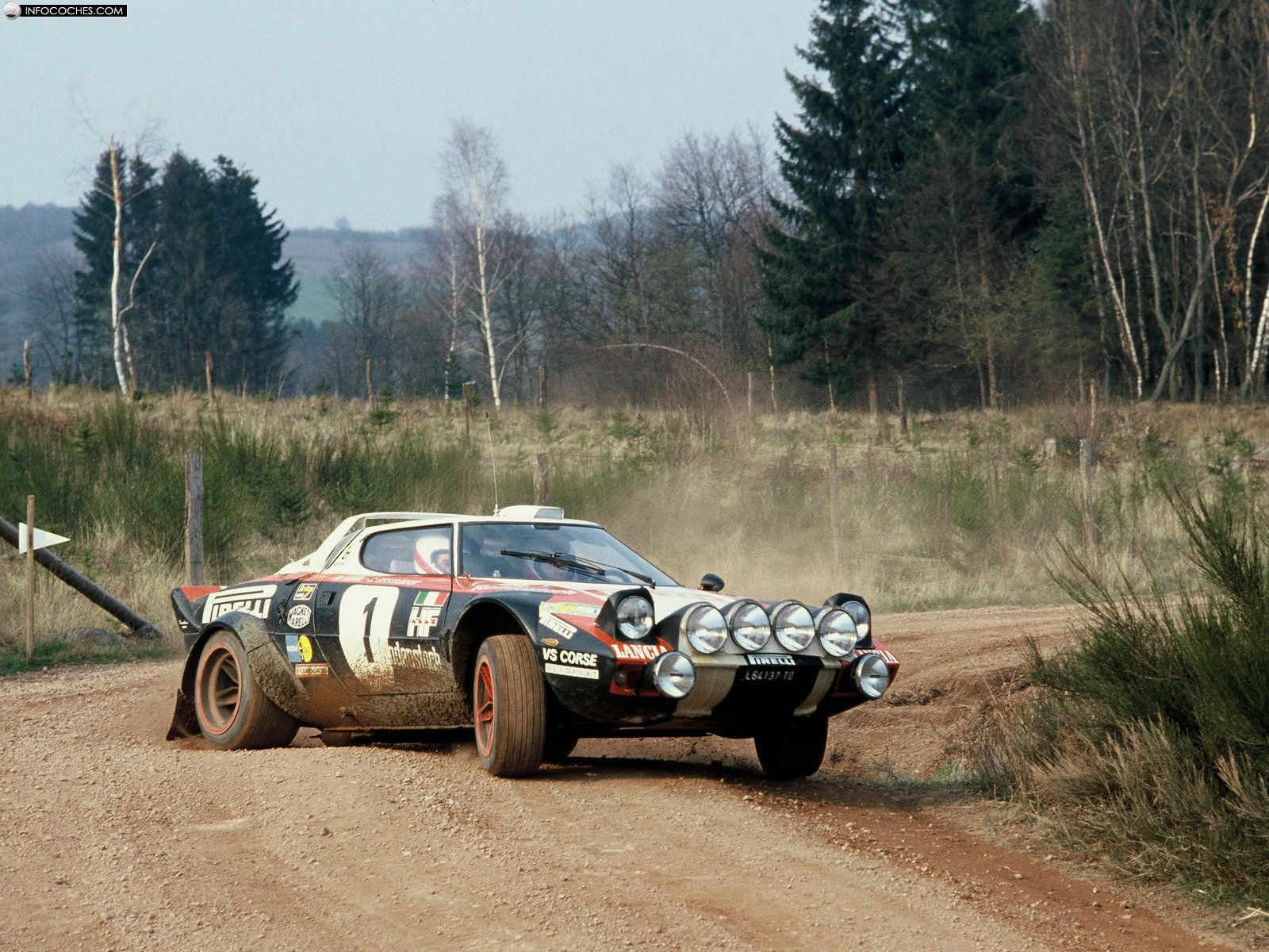What is your favourite rally car? I have a soft spot for the Lancia ...