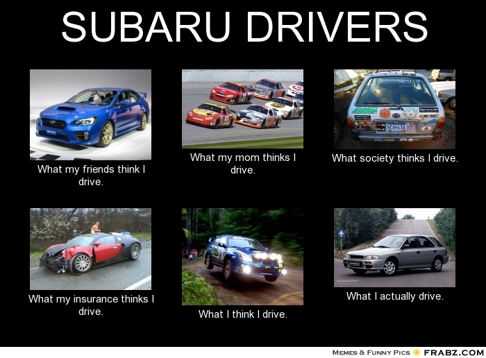 Subaru Drivers