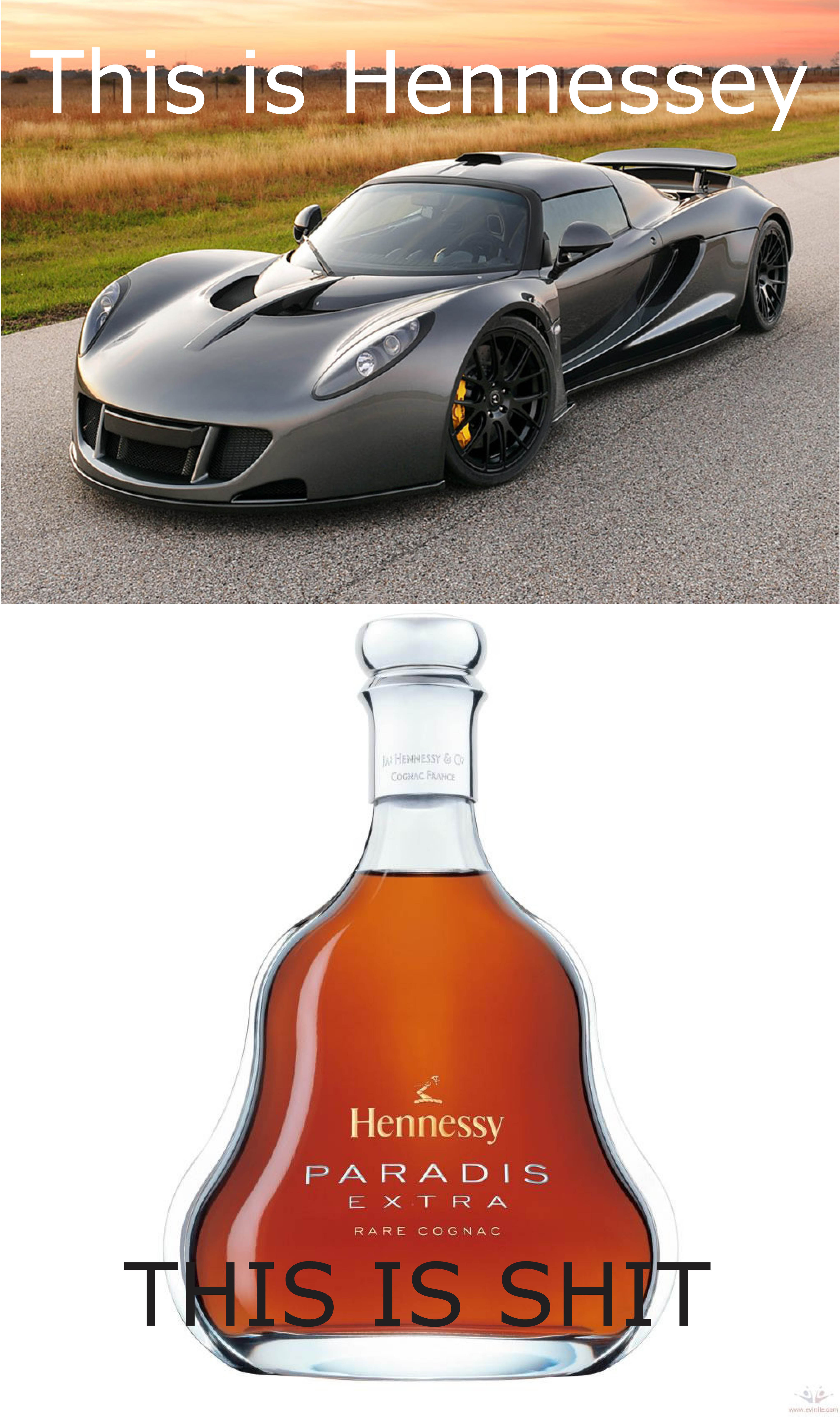 this is hennessey this is shit 54e06d95b259b car guy hennessey vs normal peoples hennessy