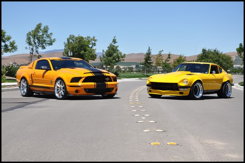 Love Jdm And Muscle Together I Found Myself Cruising Next To A