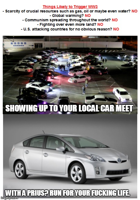 Used Toyota Prius >> Prius-Activated World War 3.