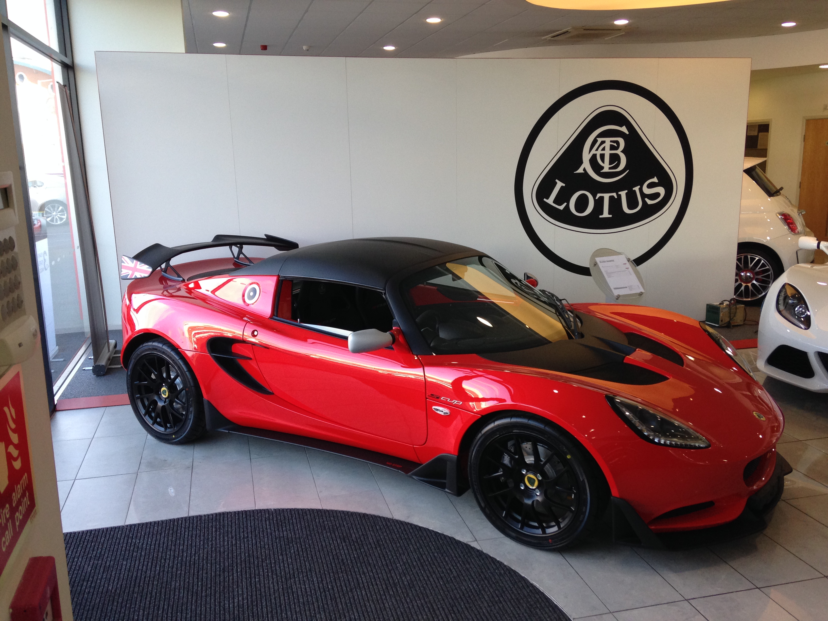 Lotus Elise S Cup, Idle Trackday car, what would you have?