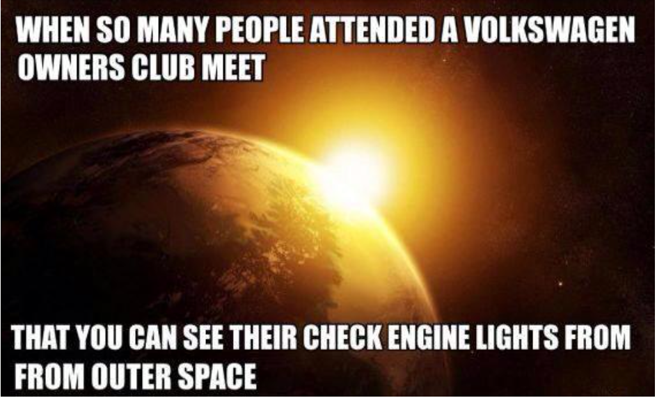 Volkswagen And Their Check Engine Light D