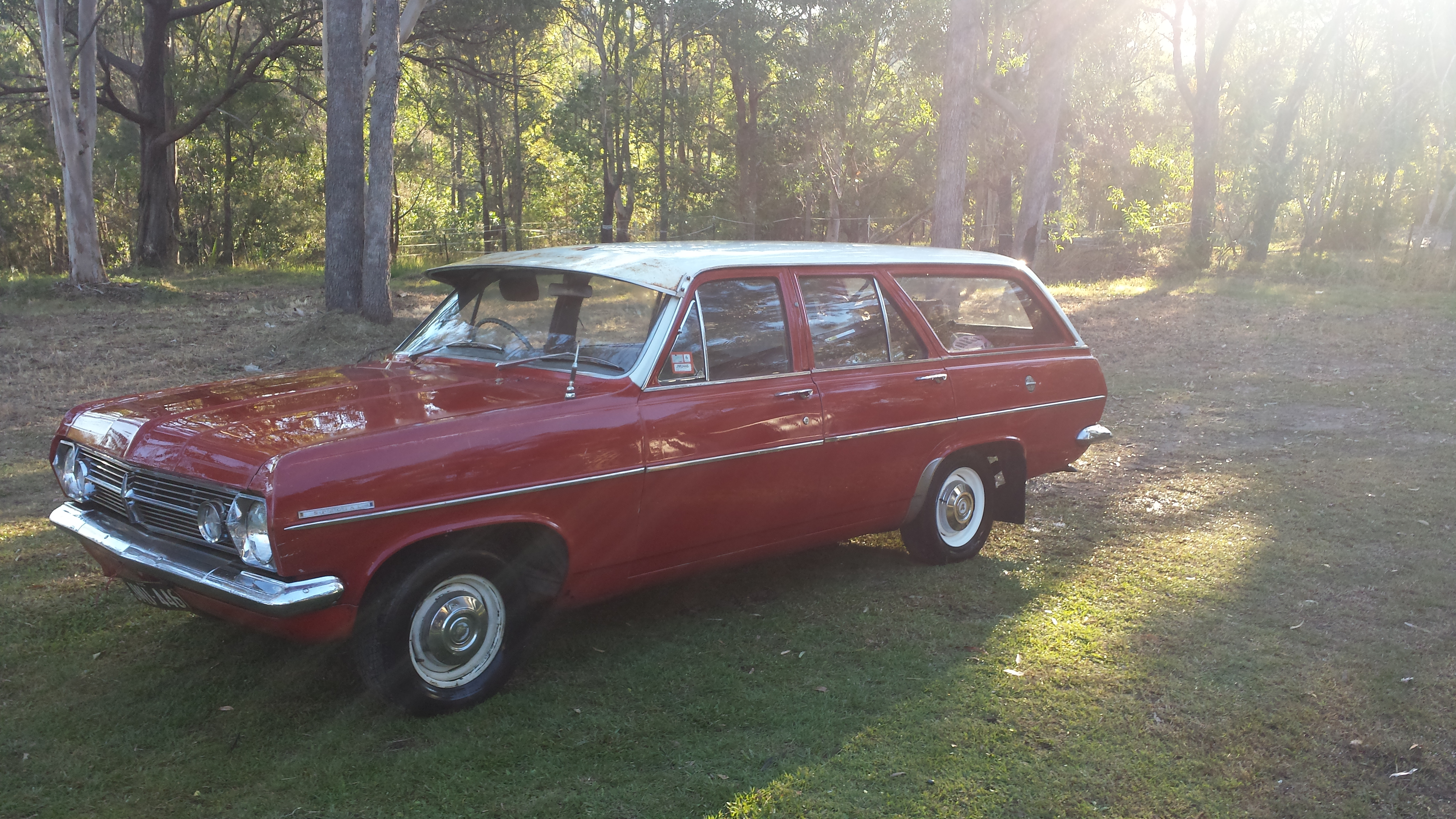 This is my 1966 hr holden special stationwagon would love to be able