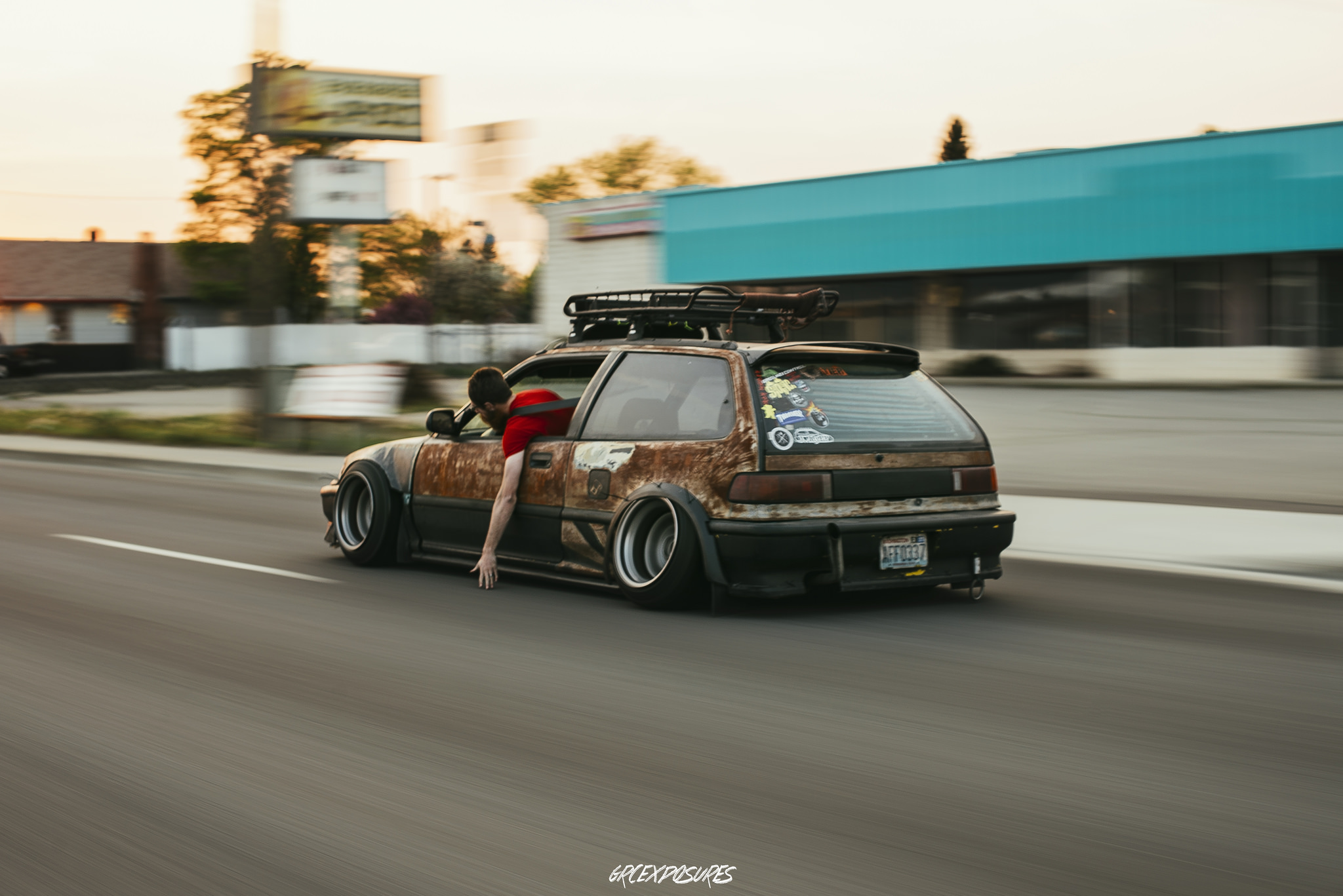 What Do You Guys Think Of This Civic Ef9