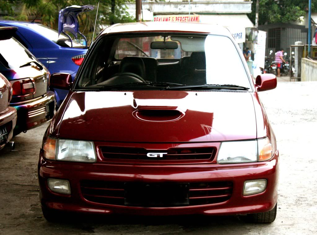 I\'ve decided to go with the Toyota Starlet G Turbo for my (hopefully ...