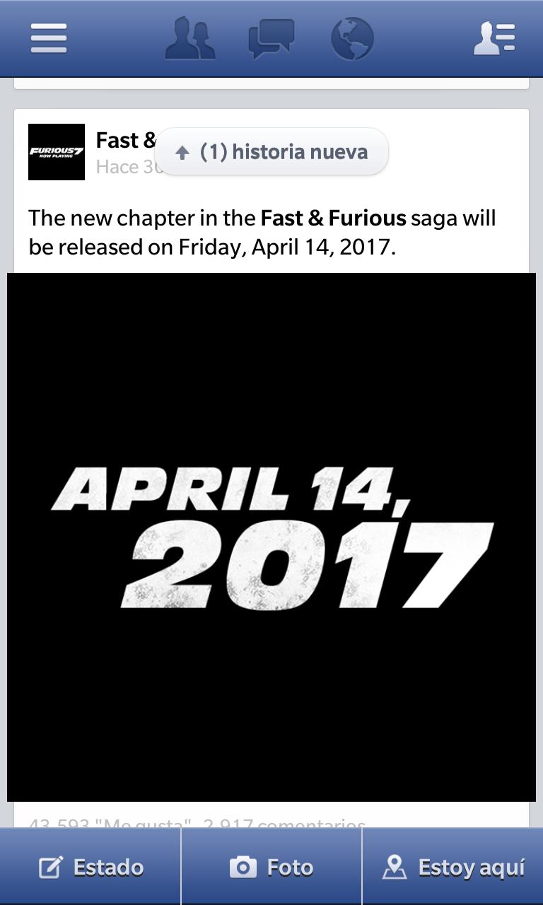 F&F 8