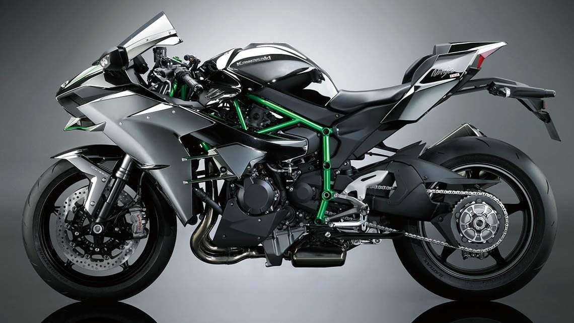 Your Thoughts On Kawasakis H2 One Of The Worlds Fastest Production