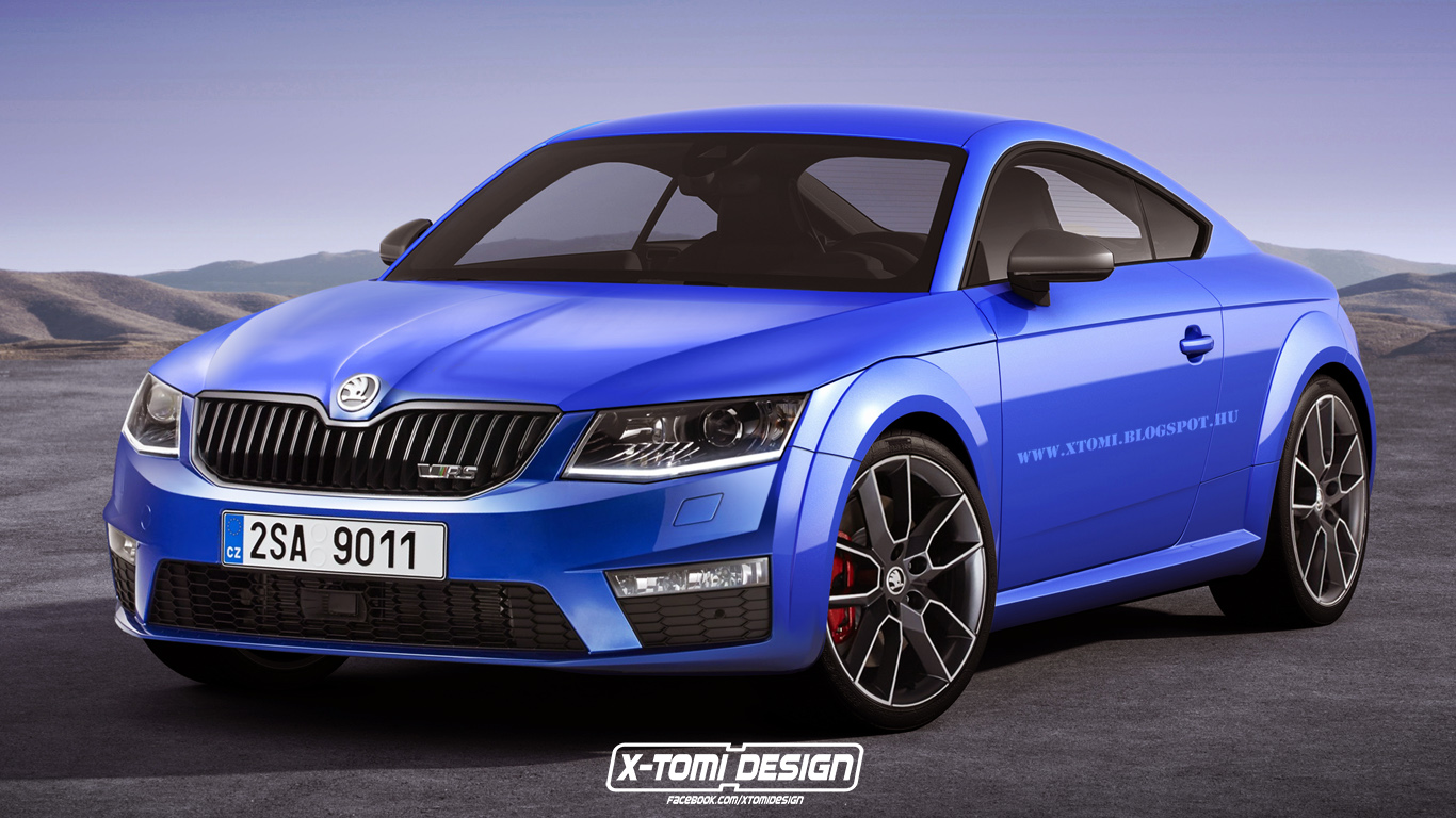 Skoda Rs Coupe