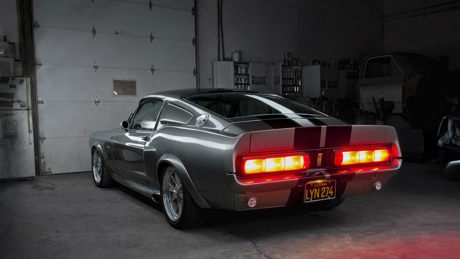 Ford mustang shelby gt500 eleanor купить 11