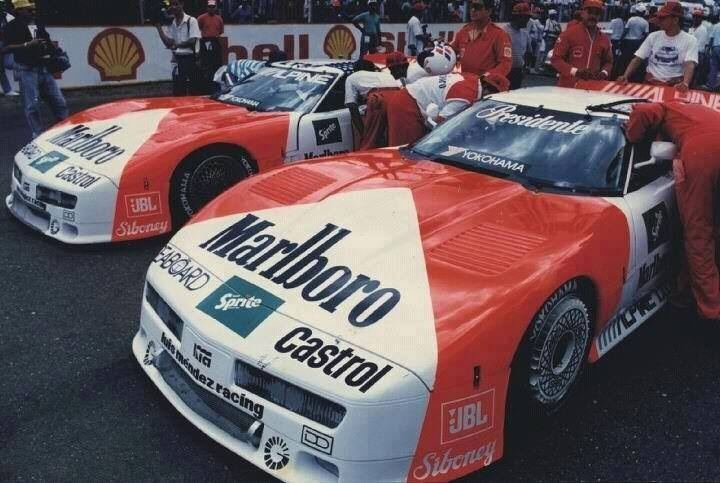 IMSA Had Some Awesome Cars In The S And S - Cool cars from the 80s and 90s
