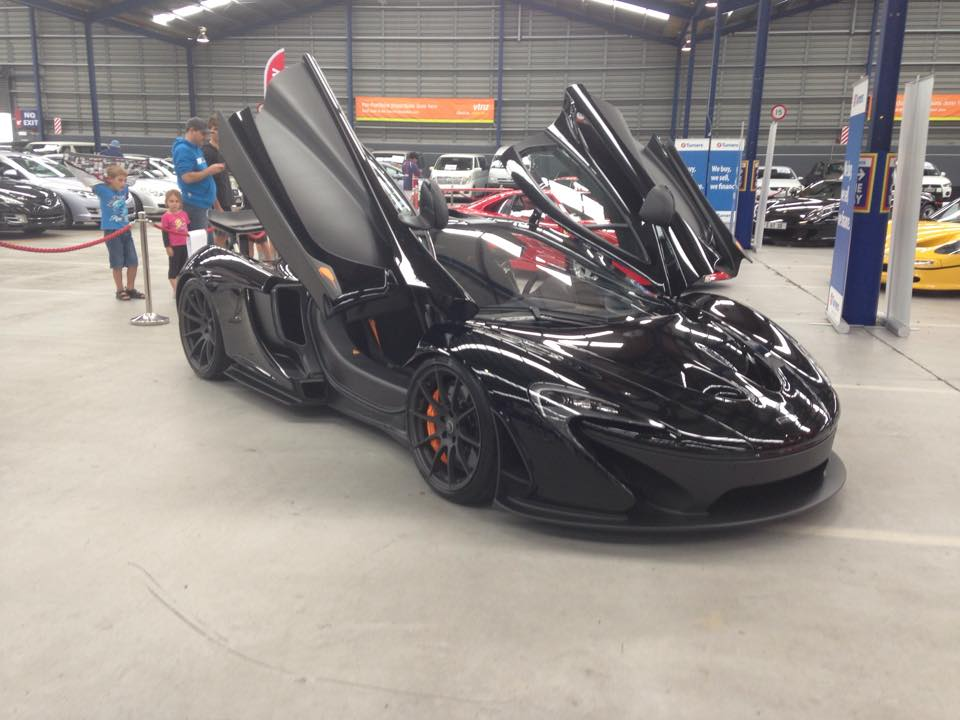 One Of S In New Zealand Apparently We Have A Laferrari As