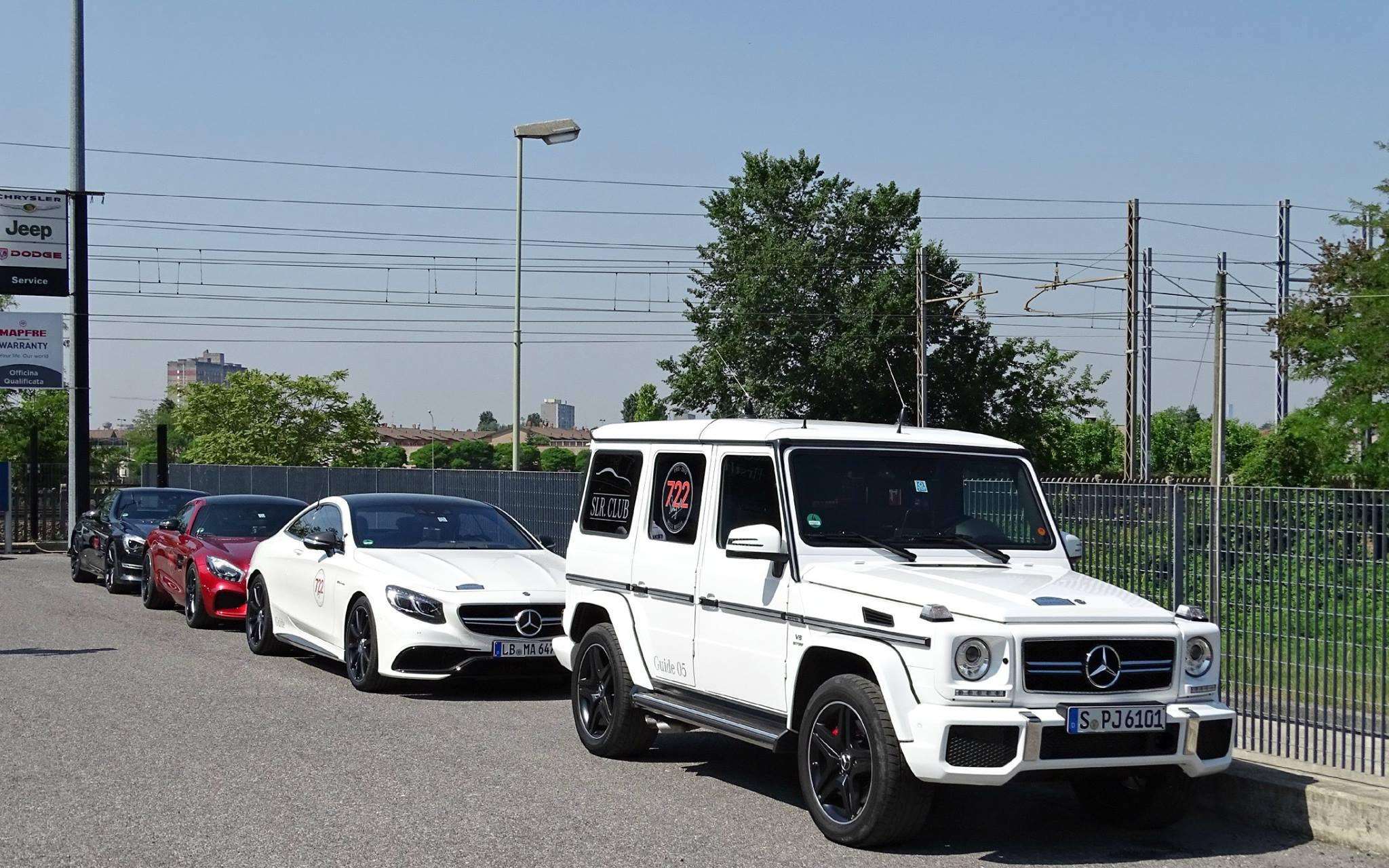 Benz Mafia !: Mercedes-Benz G63 AMG , S65 AMG Coupe , AMG