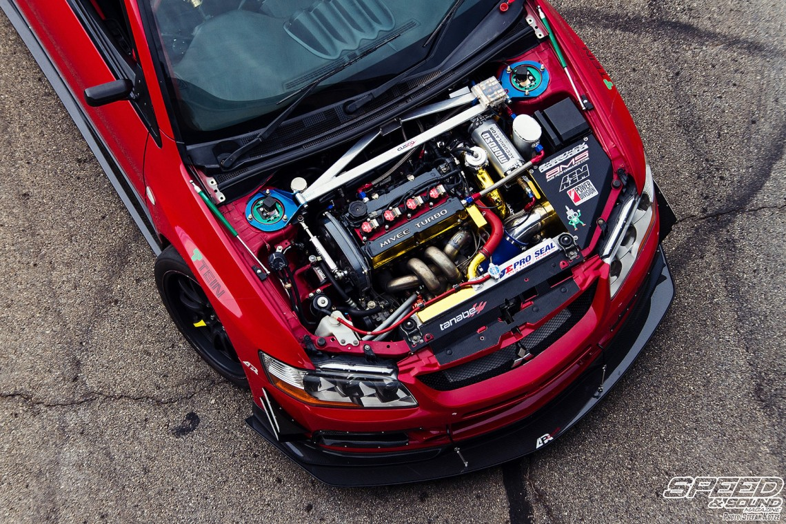 Well What Do You Guys Think Of This Engine Bay Love