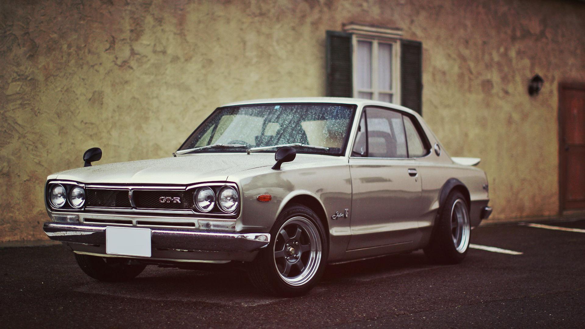 Daily classic #5: 1969 Nissan Skyline 2000GT-R