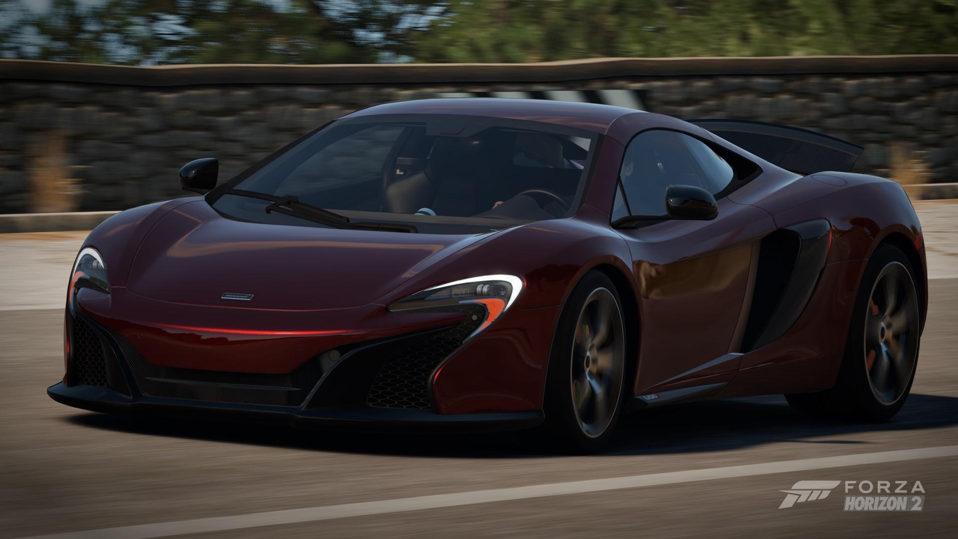 one of my favourite cars on forza horizon 2. my metallic volcano red