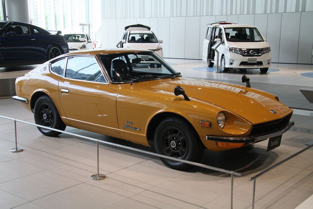 I Have 432 Points So Here You Have A Fairlady Z432