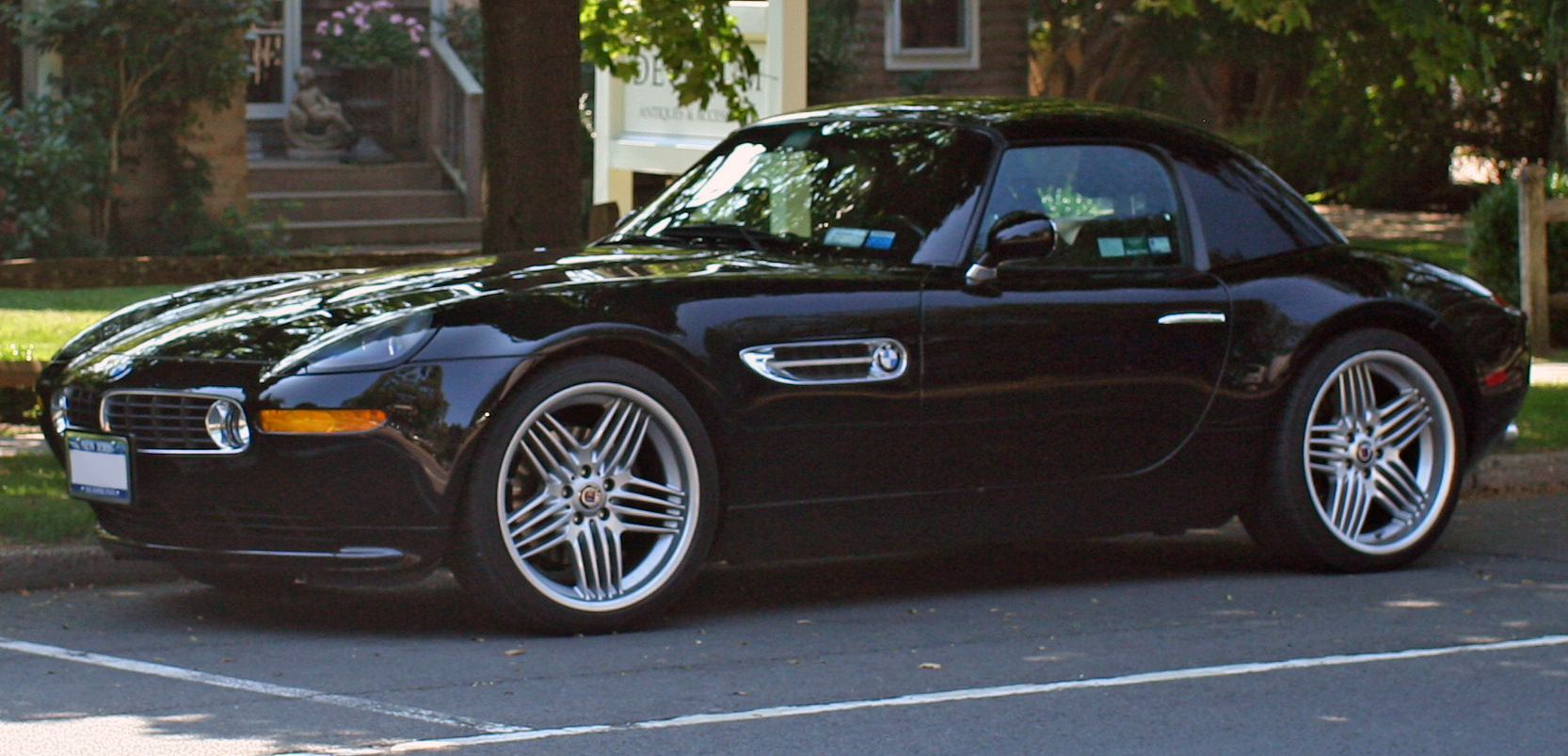 I Ve Recently Seen A Bmw Z8 For The First Time And I Fell