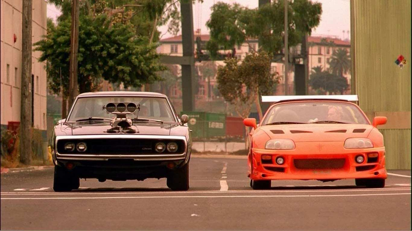 American Muscle Vs Japanese Fury And What Better Cars Than These