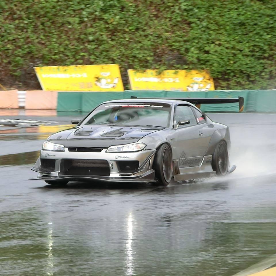 Powerslide Car: Power Slide + Rain ! What Do You Think Of This Silvia