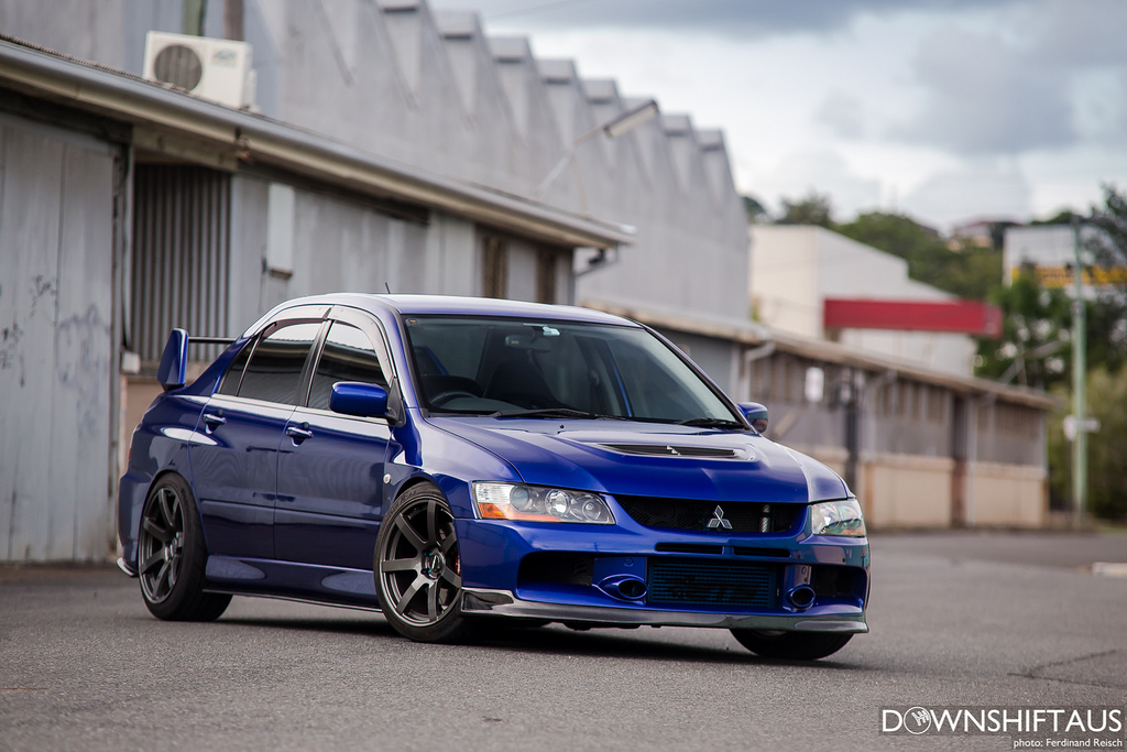 Does anyone else like the Evo 9, or am I the only one?