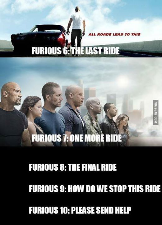 We All Like Fast And Furious Series But They Are Something Like