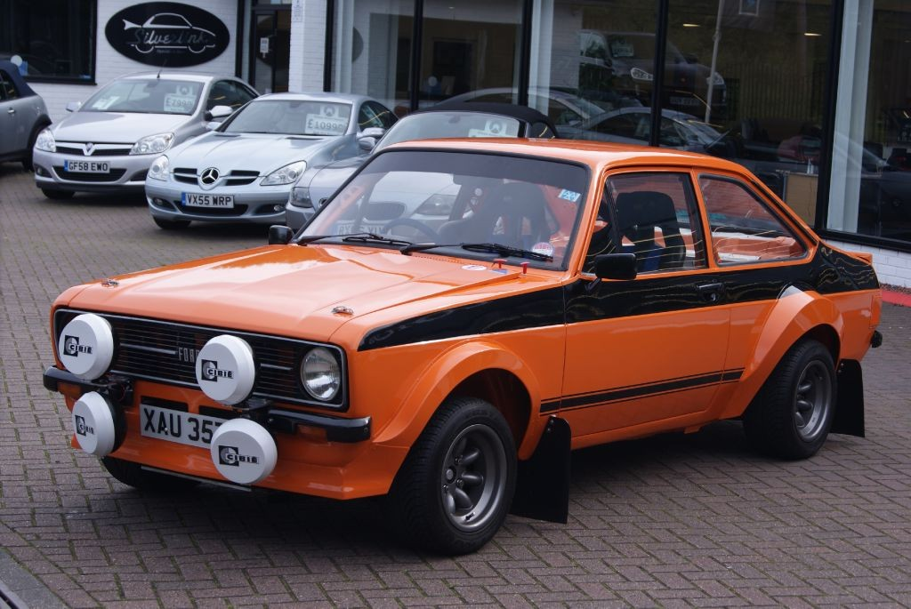 One of the best looking classic rally cars in my opinion.. Anyone else?