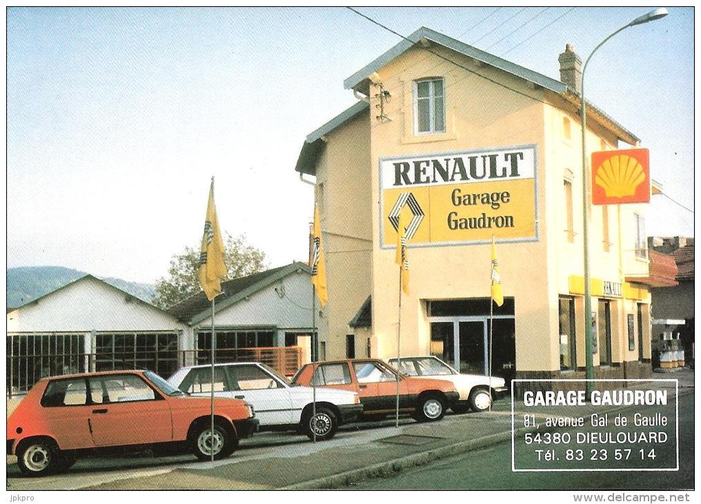 Un garage renault dans les ann es 80 a ressemblait a for Garage renault maizieres les metz