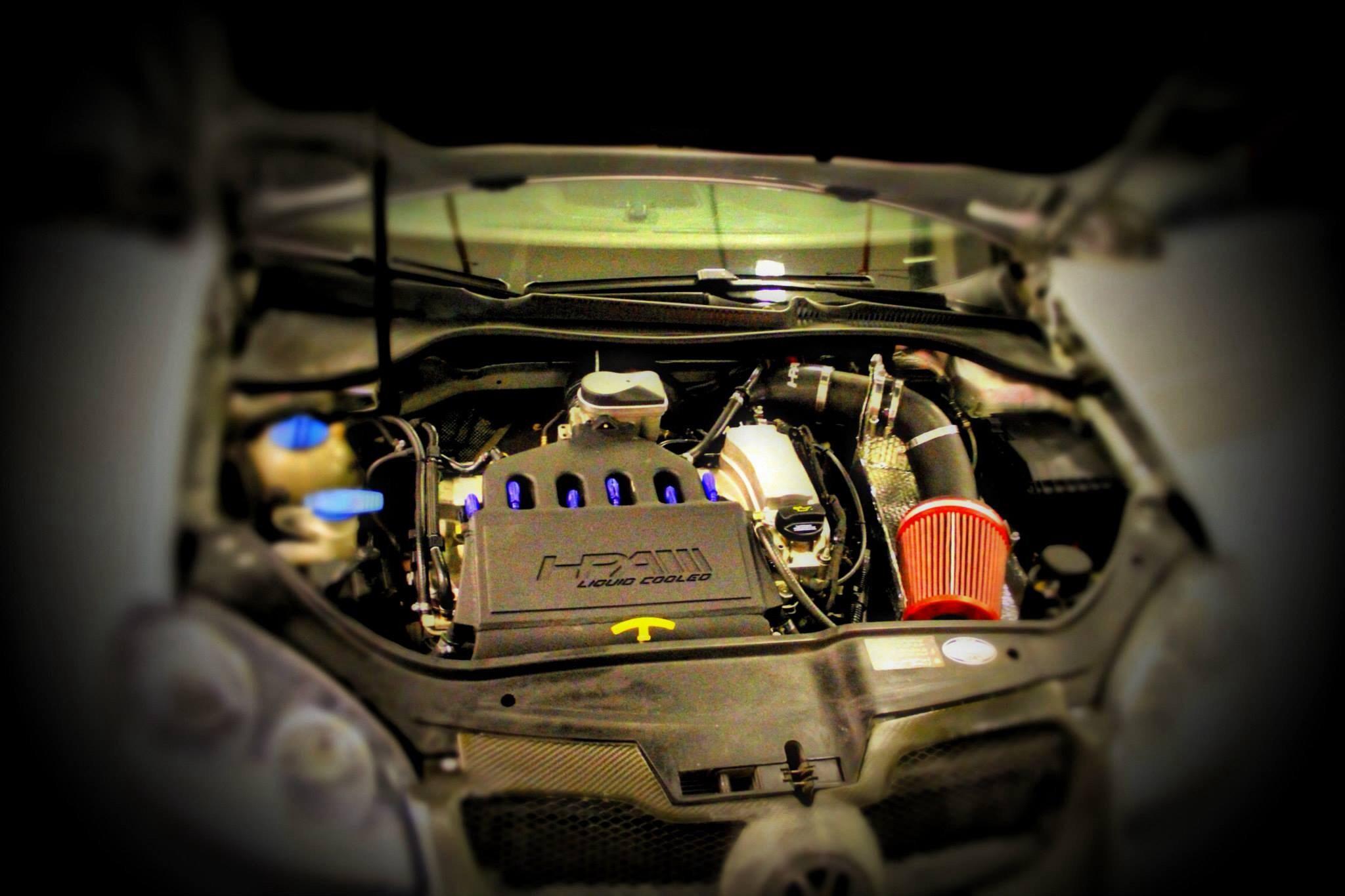 Hpa Turbo Mk5 R32 Hits The Track At Yas Marina Abu Dhabi