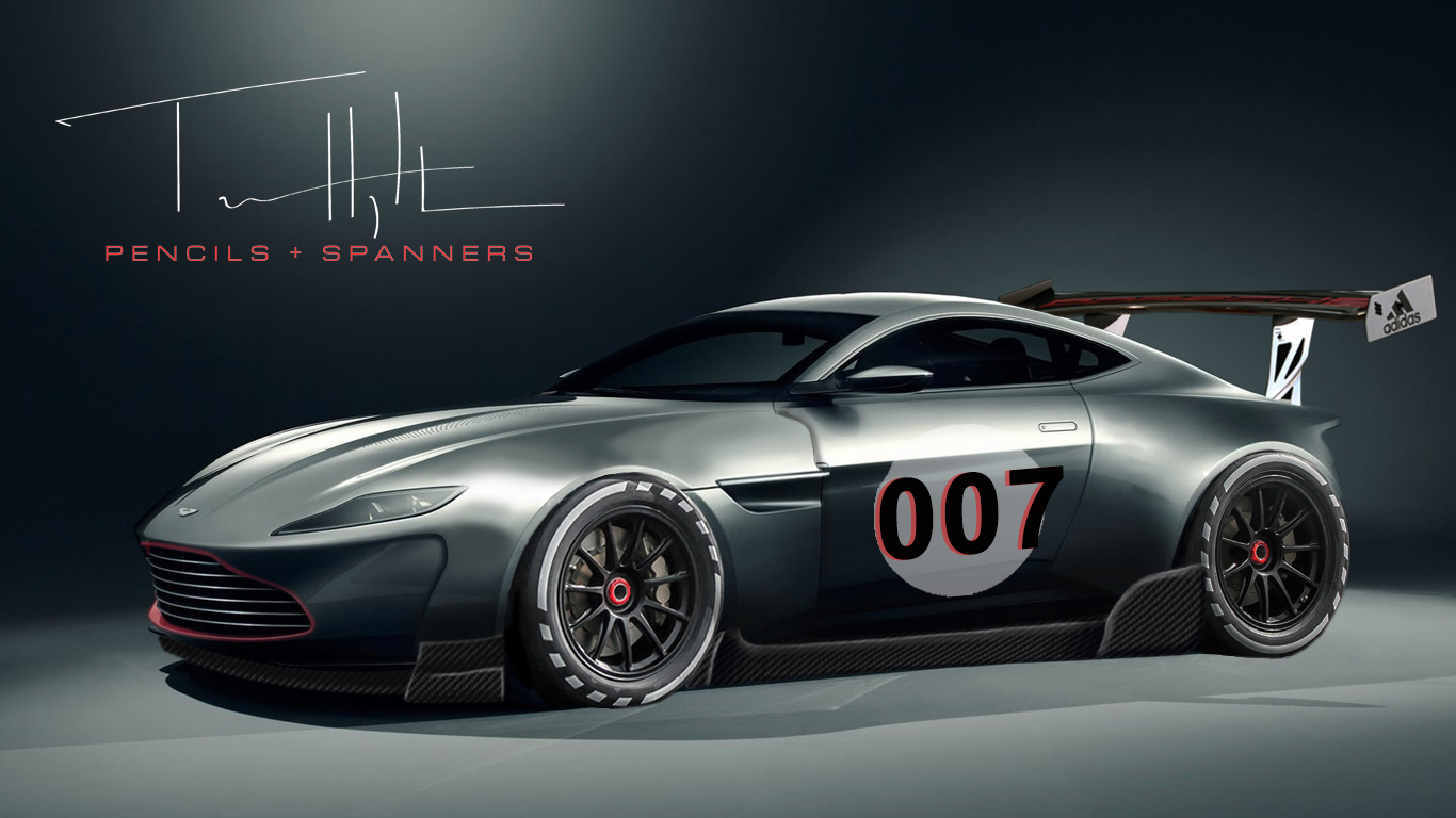 One Of My Photoshops, Aston Martin Db10 Gt3 Race Car . Check Out My  Instagram For More : Pencils_and_spanners