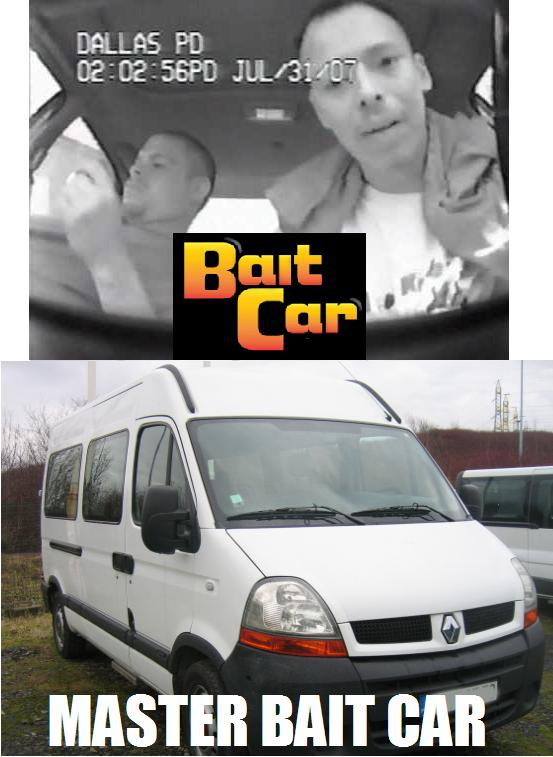 Theres That Show Called Bait Car Made By The Police And Transmited - Bait car show