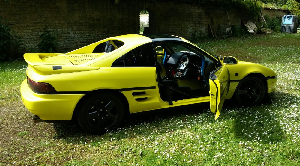 Hi everyone! My track ready MR2 is up for sale! £1500 ONO. It\'s been ...