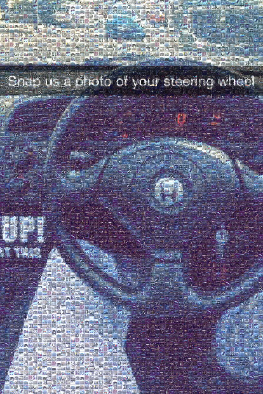 Remember When We Asked You Guys To Snapchat Your Steering Wheels