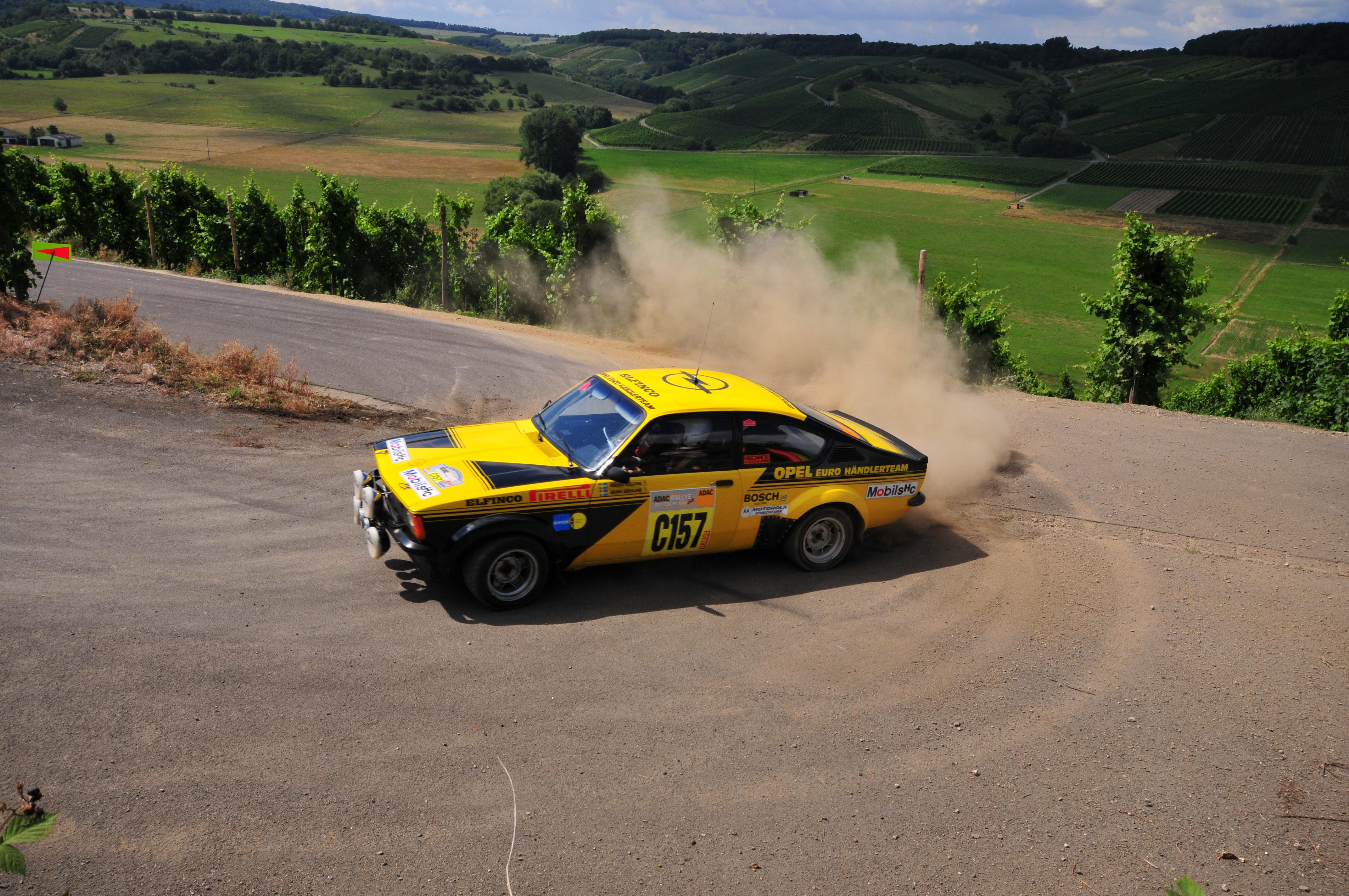 Who Else Loves The Opel Kadett C Gt E